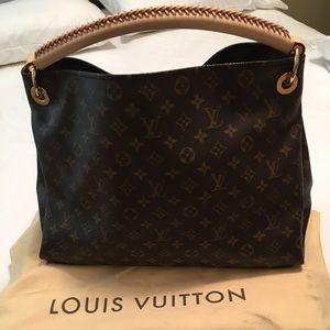 Louis Vuitton Artsy MM - NEW, 100% AUTHENTIC